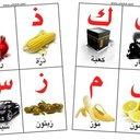 Игры-Карточки для обучения детей мусульман: Арабский алфавит, Цифры