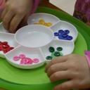 Ассаламу алейкум, несколько идей для развития маленьких детей: